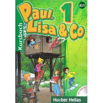 PAUL, LISA & CO 1 KURSBUCH (MIT LIEDER-CD)