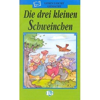 DIE DREI KLEINEN SCHWEINCHEN + CD