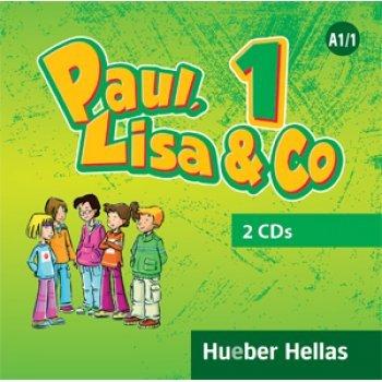 PAUL, LISA & CO 1(2 CD'S)