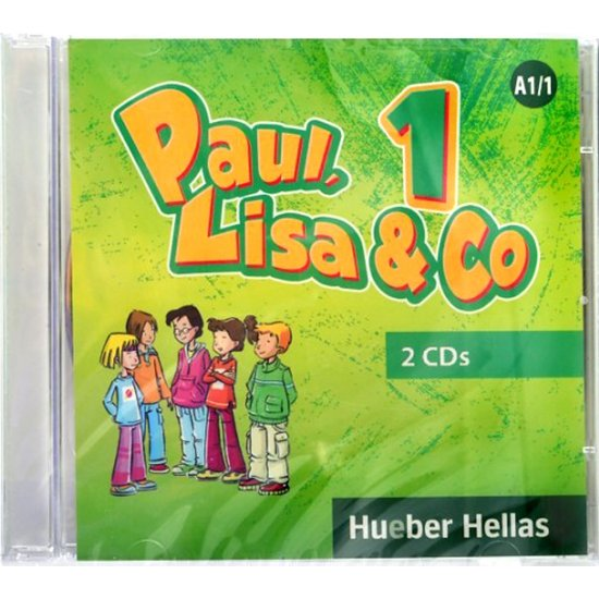 PAUL, LISA & CO 1(2 CD'S)