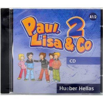 PAUL, LISA & CO 2 CD
