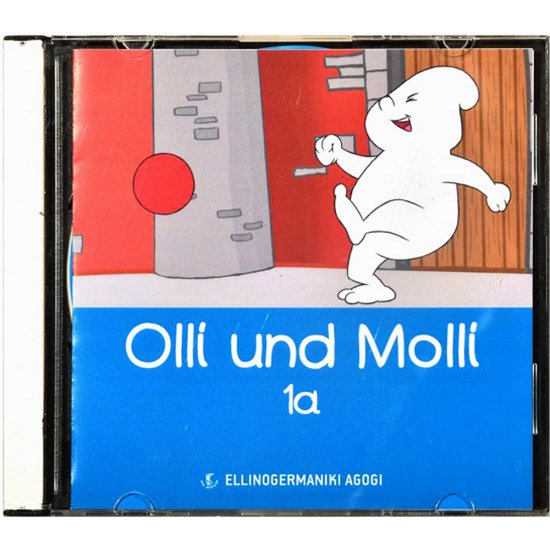 OLLI UND MOLLI 1A CD