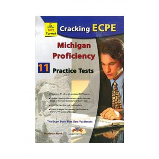 CRACKING ECPE 11 PRACTICE TESTS Self study