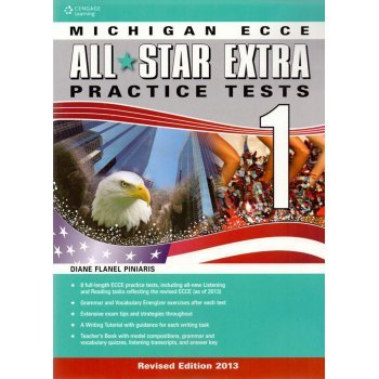 ALL STAR EXTRA PRACTICE TESTS 1 MICHIGAN ECCE STUDENT'S BOOK