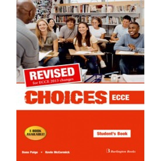 CHOICES FOR ECCE REVISED STUDENT'S BOOK