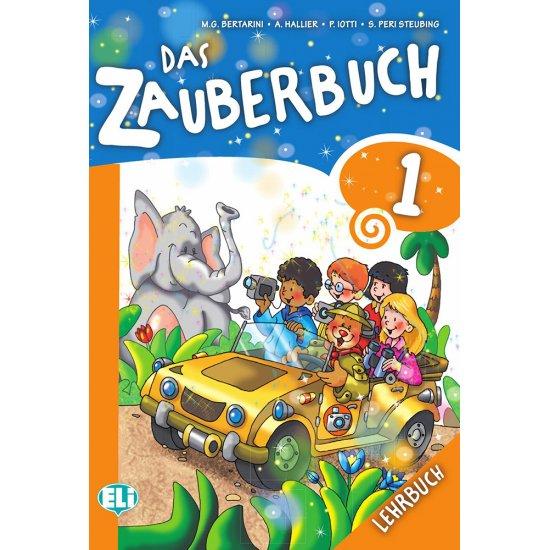 DAS ZAUBERBUCH 1 LEHRBUCH