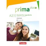 PRIMA PLUS A2.1 ARBEITSBUCH (+CD-ROM)