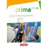 PRIMA PLUS A2.2 ARBEITSBUCH (+CD-ROM)
