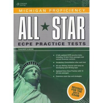 MICHIGAN ALL STAR ECPE PRACTICE TESTS