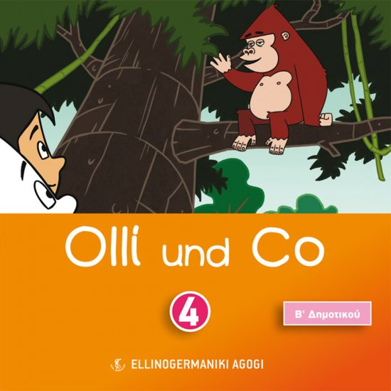 OLLI UND CO 4 CD
