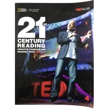 21ST CENTURY READING WITH TED - STUDENT'S BOOK 4
