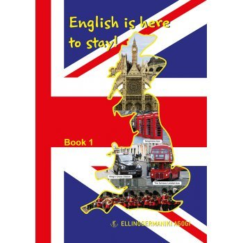 English is here to stay! Composition Book 1