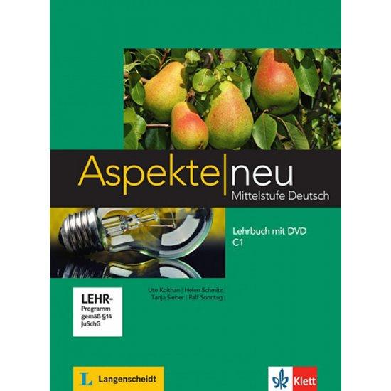 ASPEKTE C1 NEU, LEHRBUCH + DVD