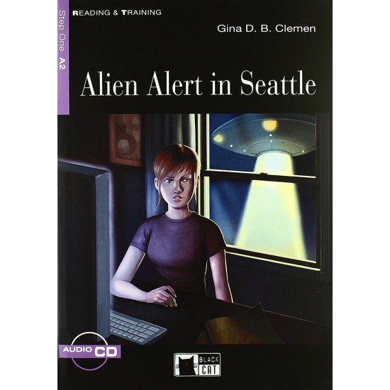 ALIEN ALERT IN SEATTLE + CD