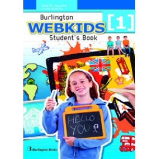 WEBKIDS 1 STUDENT'S BOOK
