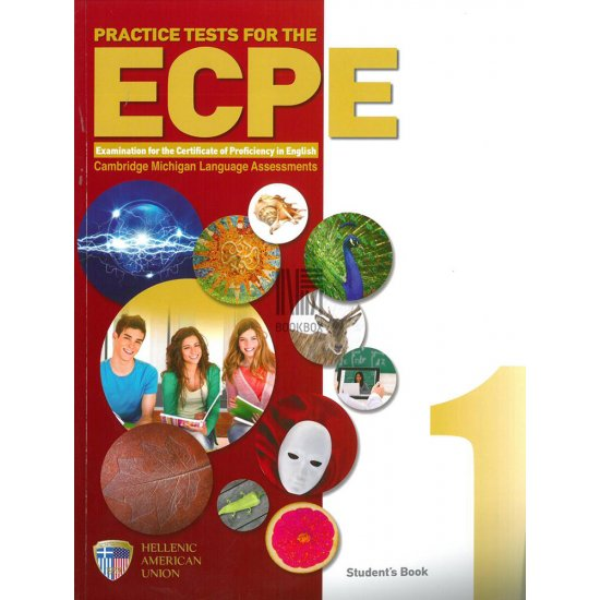 PRACTICE TESTS ECPE BOOK 1 STUDENT'S