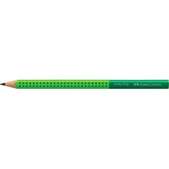 Μολύβι JUMBO Faber-Castell Grip δίχρωμο με σήμα ΕΑ