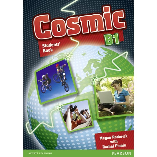 Cosmic B1 Student's book (+Cd)