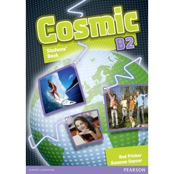 Cosmic B2 Student's book (+Cd)