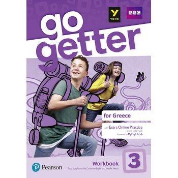 Go Getter 3 Workbook with Extra Online Practice