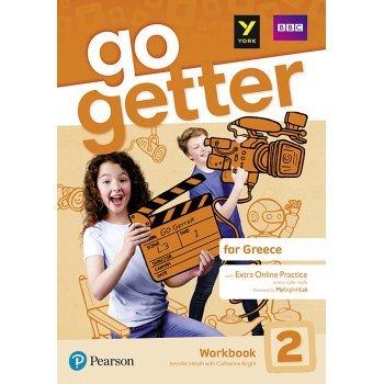 Go Getter 2 Workbook with Extra Online Practice