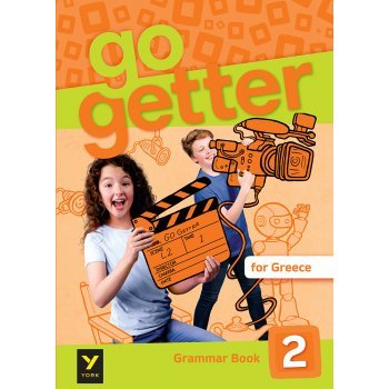 Go Getter 2 Grammar Book