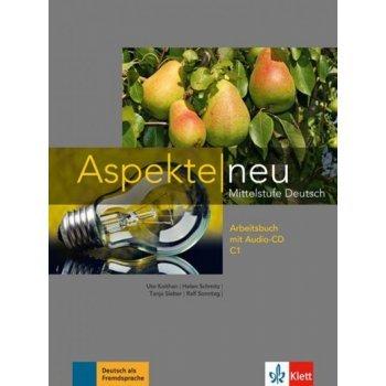 ASPEKTE C1 NEU ARBEITSBUCH + Audio CD