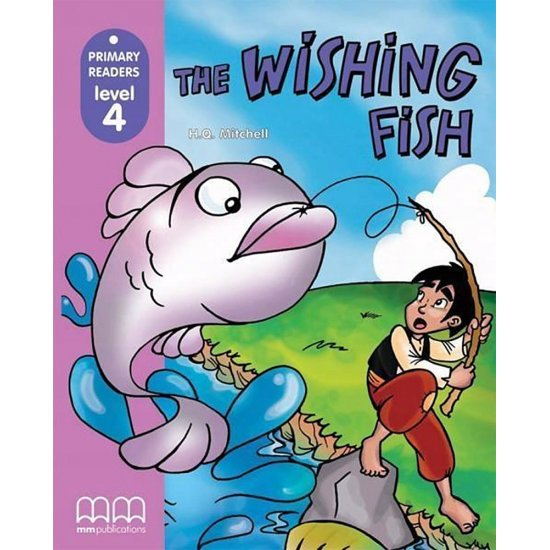 The Wishing Fish Student's Book (with CD)
