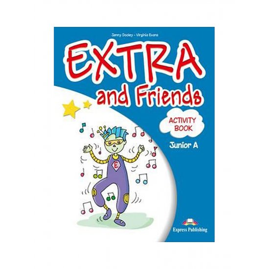 Extra and Friends Junior A Activity Book