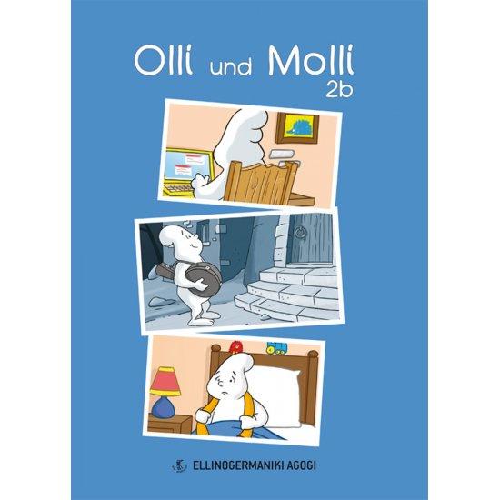 OLLI UND MOLLI 2B/2 + CD
