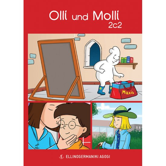 Olli und Molli 2c2 + Cd