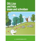 OLLI, LISA UND FELIX LESEN UND SCHREIBEN + CD / MP3