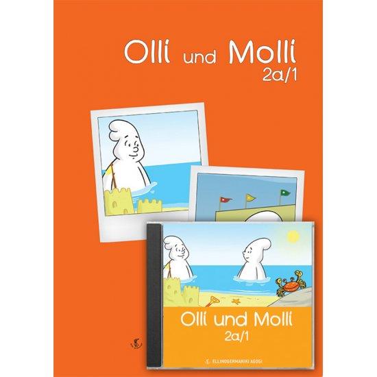 Olli und Molli 2a/1 + Cd