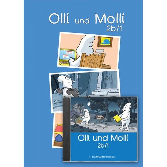 OLLI UND MOLLI 2B/1 + CD