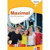 MAXIMAL A1 ARBEITSBUCH MIT AUDIOS ONLINE + Book App