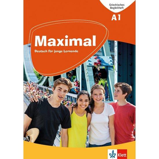 MAXIMAL A1 GRIECHISCHES BEGLEITHEFT + Book App