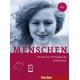 MENSCHEN A1 MIT 2 AUDIO-CDs ARBEITSBUCH