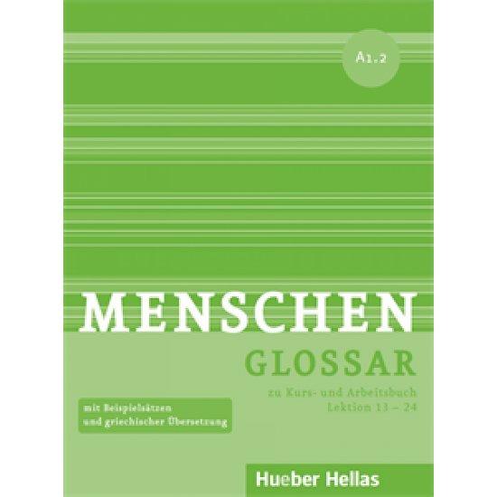MENSCHEN A1.2 GLOSSAR