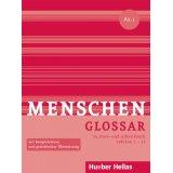 MENSCHEN A2.1 GLOSSAR