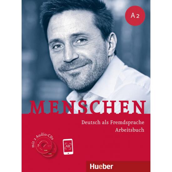 MENSCHEN A2 MIT 2 AUDIO-CDs ARBEITSBUCH