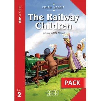 The Railway Children Student's Pack (+ CD + Glossary)