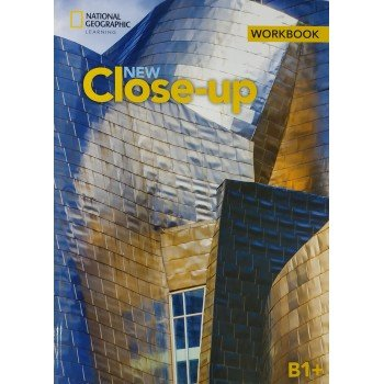 New Close-Up B1+ WB 3rd edition