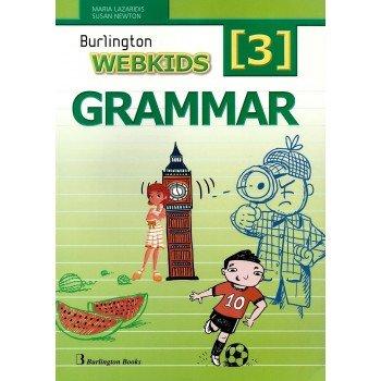 BURLINGTON WEBKIDS 3 GRAMMAR (SE)